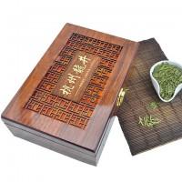明前西湖龍井茶葉木質禮盒