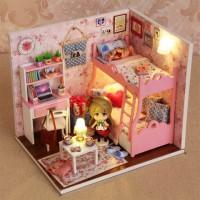 創意花樣年華DIY拼裝小屋