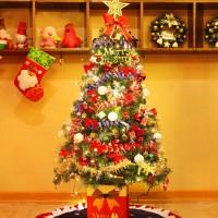 豪華圣誕樹套餐圣誕節禮物