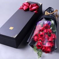 19朵玫瑰花法式禮盒情人節禮物
